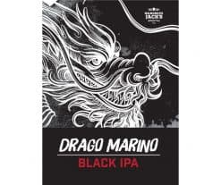Drago Marino Black IPA