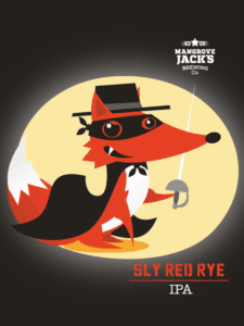 Sly Red Rye IPA
