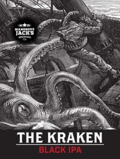 The Kraken Black IPA