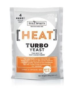 Still Spirits Heat Turbo Yeast - 138g