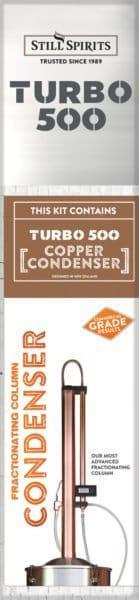 KIT - Still Spirits T500 Copper Complete Distillery