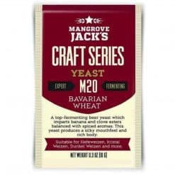 Bavarian Wheat - M20 Yeast