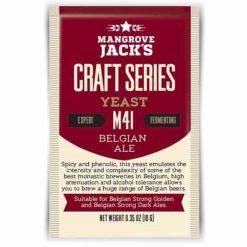 Belgian Ale - M41 Yeast