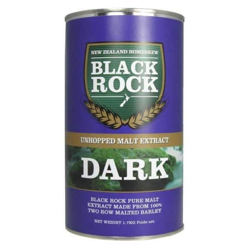 Black Rock Unhopped Dark