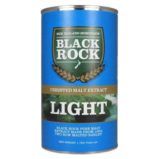 Black Rock Unhopped Light
