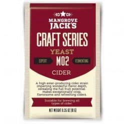 Cider - M02 Yeast