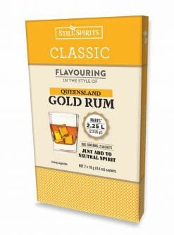 Classic Queensland Gold Rum