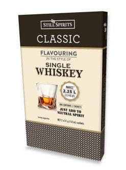 Classic Single Malt Whiskey