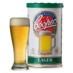 Coopers Lager Home Brew