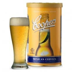 Coopers Mexican Cerveza Home Brew