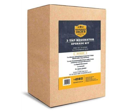 Mangrove Jack 3 Tap Kegerator Upgrade Kit