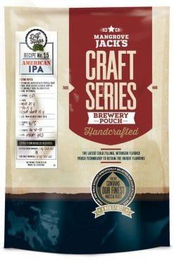 Mangrove Jacks Craft Series American IPA + dry hops