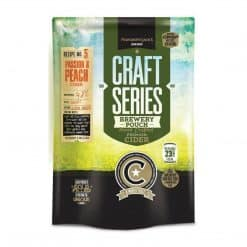 Mangrove Jacks Craft Series Peach and Passionfruit Cider
