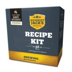 Mangrove Jacks Dublin Dry Stout Recipe Pack