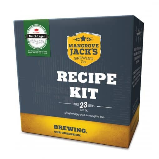 Mangrove Jacks Dutch Lager Recipe Pack