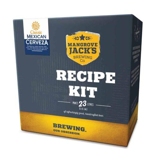 Mangrove Jacks Mexican Cerveza Recipe Pack