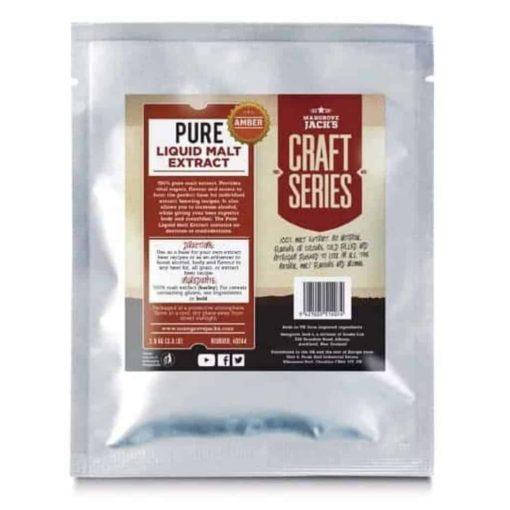 Mangrove Jacks Pure Liquid Malt Extract - Amber