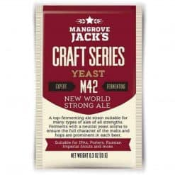 New World Strong Ale - M42 Yeast