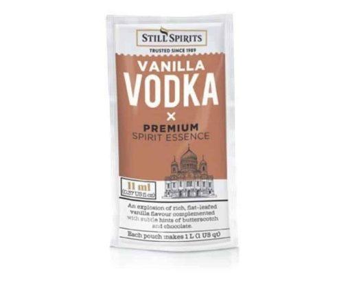 Still Spirits Vanilla Vodka