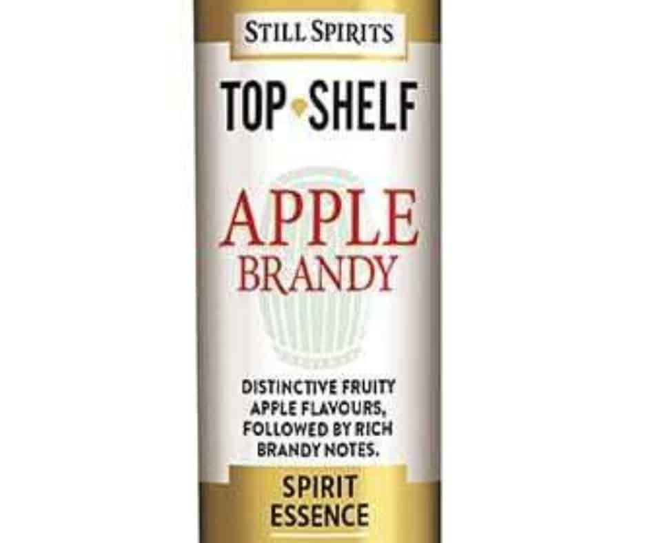 Still Spirits Top Shelf Apple Brandy