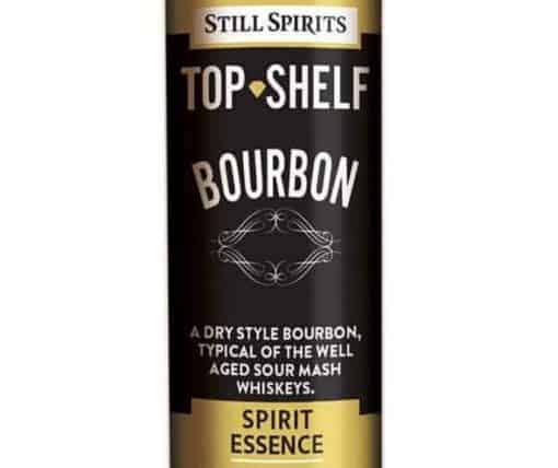 Top Shelf Bourbon