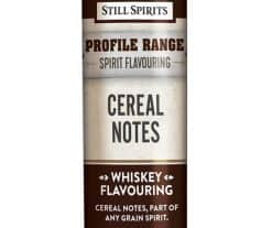 Top Shelf Cereal Notes