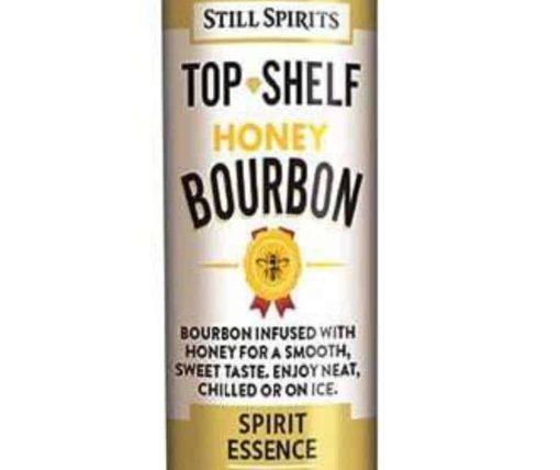 Top Shelf Honey Bourbon