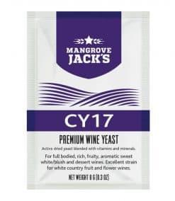 Vintners Harvest Yeast CY17 - 8g