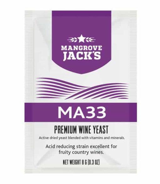 Vintners Harvest Yeast MA33 - 8g