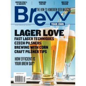 Brew Your Own Magazine - Jan/Feb 2017