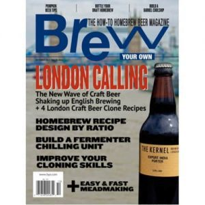 Brew Your Own Magazine - Oct 2017