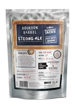 Mangrove Jacks Bourbon Barrel Strong Ale