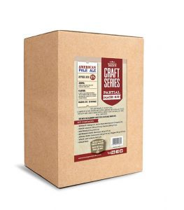 Mangrove Jacks Craft Series American Pale Ale Partial Mash Kit