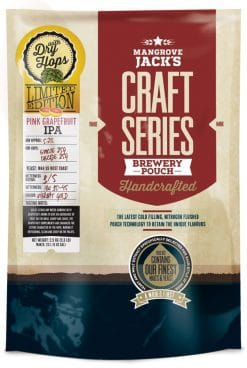 Mangrove Jacks Craft Series Pink Grapefruit IPA
