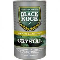 Black Rock Unhopped Crystal