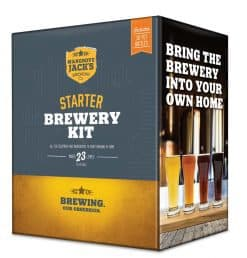 Home Brew Starter Kit With PET Bottles