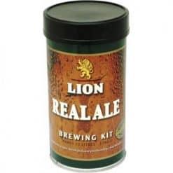 Lion Real Ale