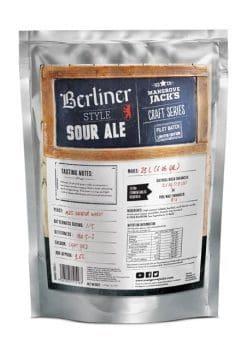 Mangrove Jacks Craft Series Berliner Style Sour Ale