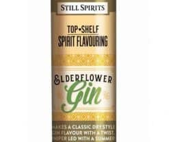 Top Shelf Elderflower Gin