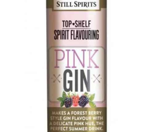 Top Shelf Pink Gin