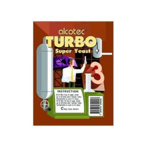 Alcotec Turbo 6 Yeast