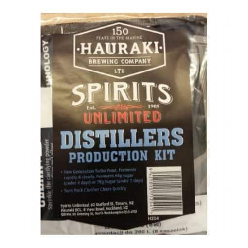 Distillers Production Pack