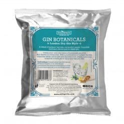 London Dry Gin Botanicals