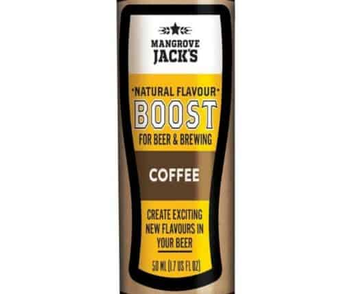 Mangrove Jacks Coffee Boost Flavour