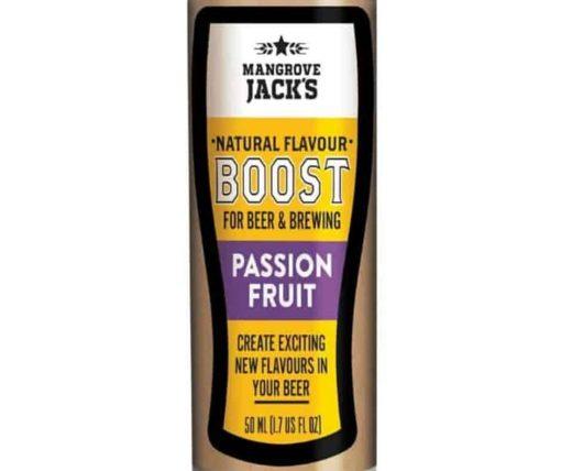 Mangrove Jacks Passionfruit Boost Flavour