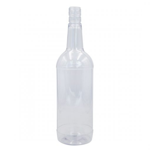 PET Spirit Bottle & Cap