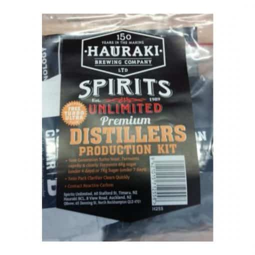 Premium Distillers Production Kit