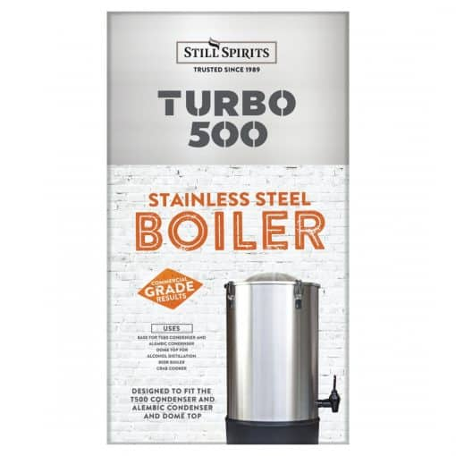 Still Spirits Turbo 500 - 25L Boiler