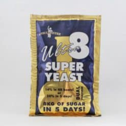 Ultra 8 Turbo Yeast