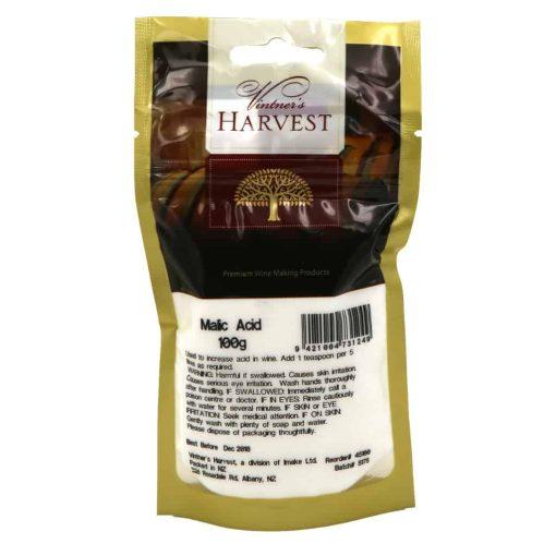 Vintner's Harvest Malic Acid - 100g